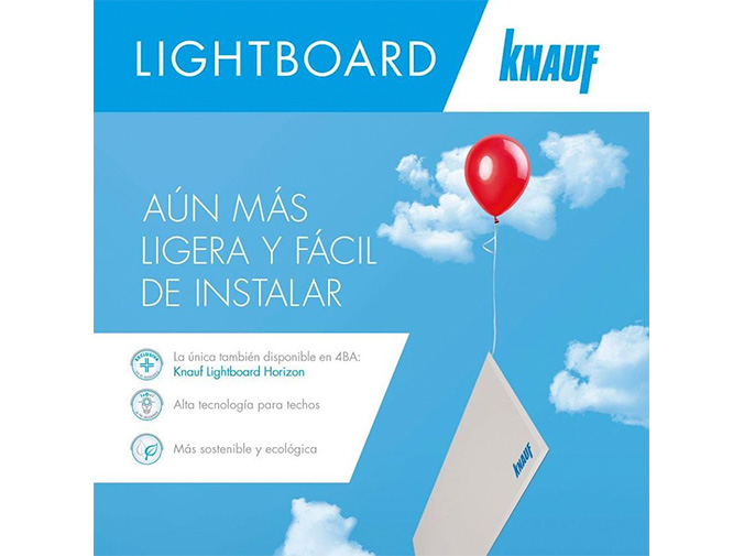 KNAUF LIGHTBOARD