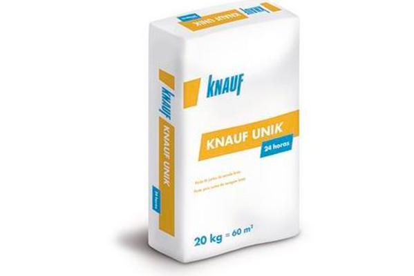 Pasta de juntas Knauf Unik