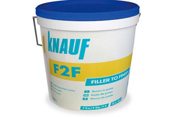Pasta de juntas Knauf F2F
