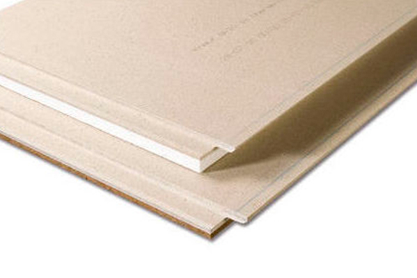 Placas Knauf de yeso con fibras