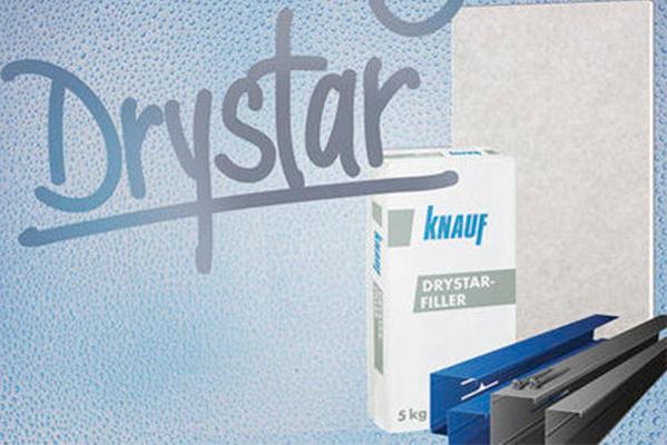 Placa Drystar de Knauf