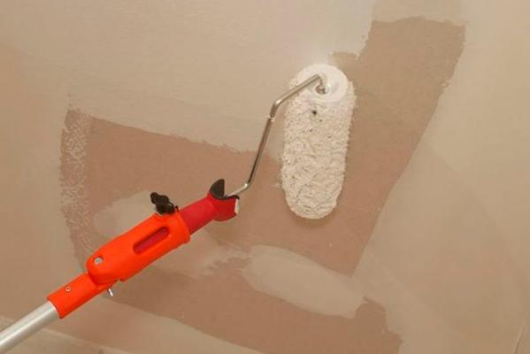 Como pintar sobre placa de yeso laminado